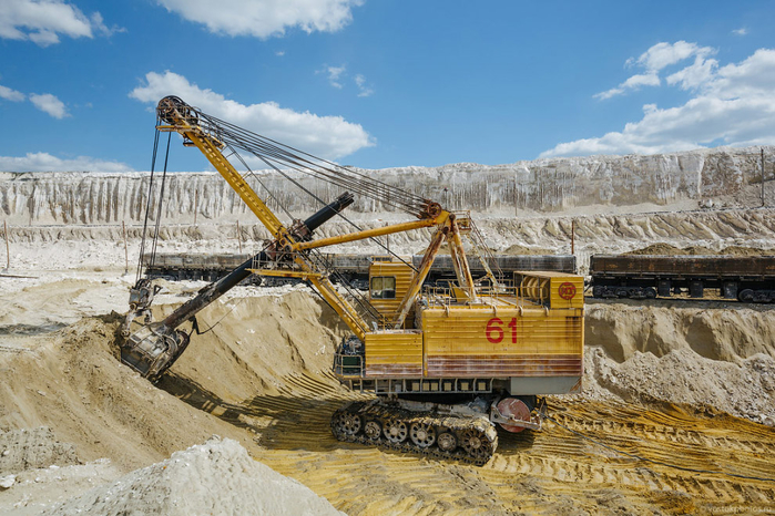 добыча железной руды фото 2 (700x466, 434Kb)