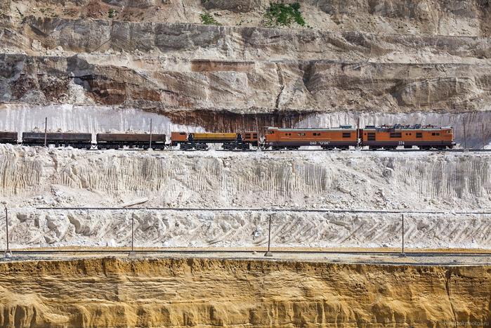 добыча железной руды фото 4 (700x467, 499Kb)