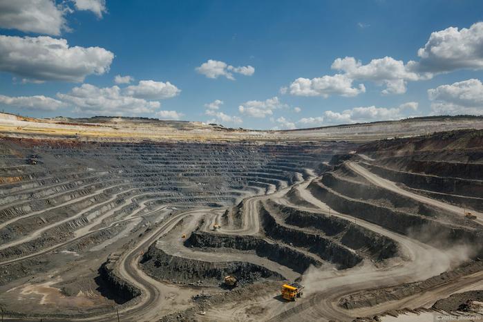 добыча железной руды фото 7 (700x466, 366Kb)