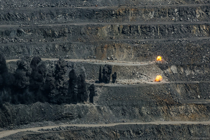 добыча железной руды фото 9 (700x466, 433Kb)