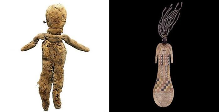 Как изменились куклы планеты за прошедшие тысячелетия: необычные анатомические куклы и другие