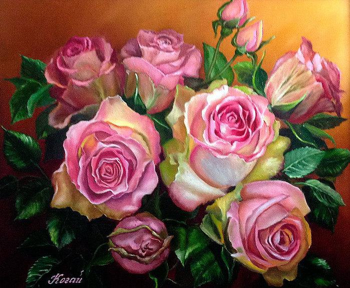 Розовая-нежность-698Когай-Жанна (700x574, 157Kb)