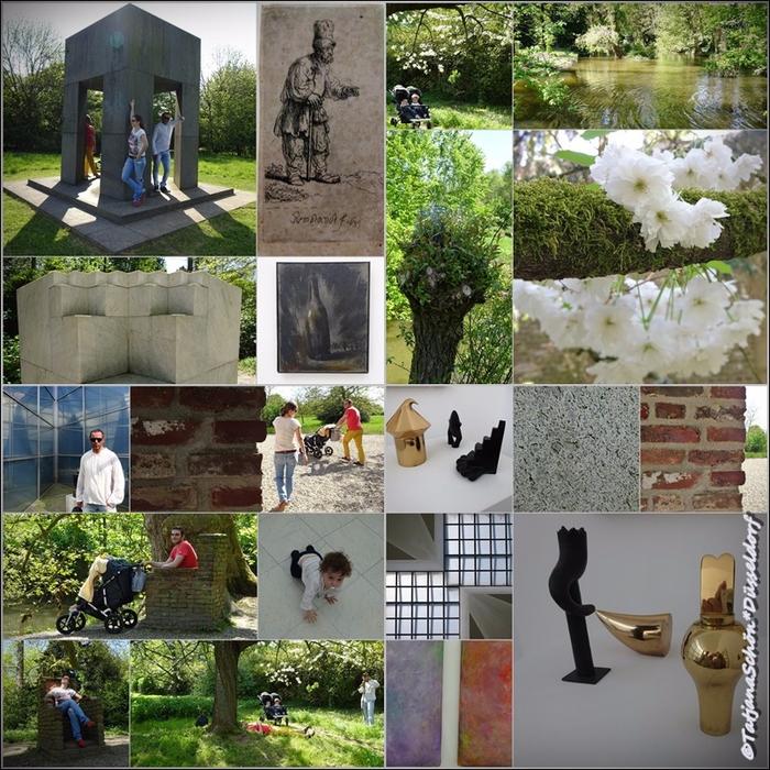 Пейзаж: музей и природа, экскурсия - Инзель Хомбройх