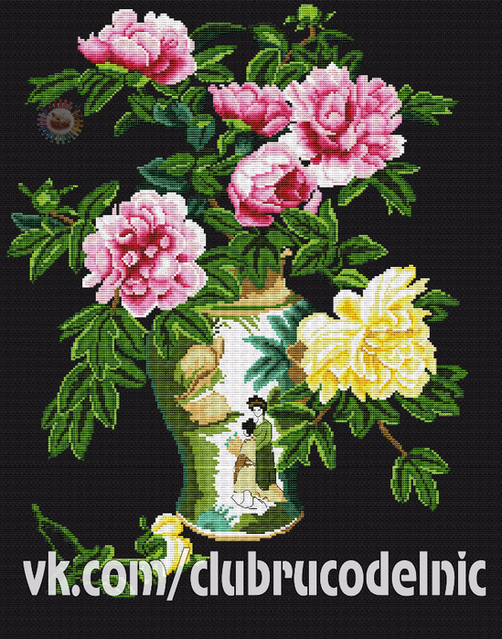 Chines vase (549x700, 549Kb)