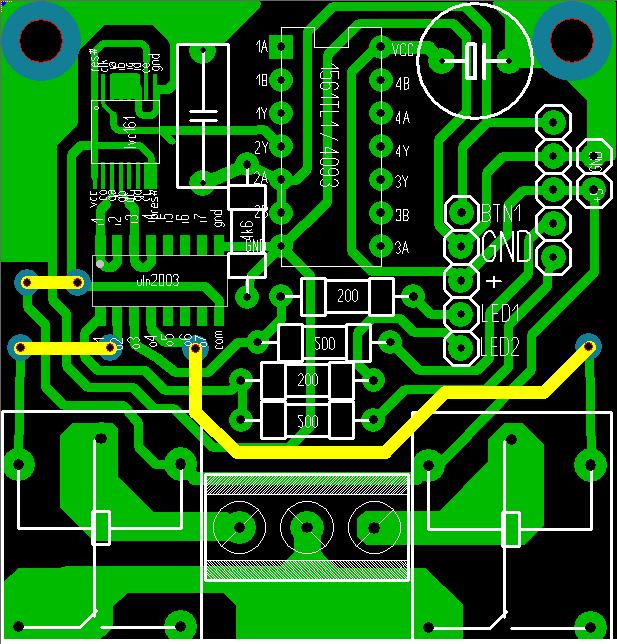 проходной выключатель 74161 ИЕ10 sprint layout (617x644, 41Kb)