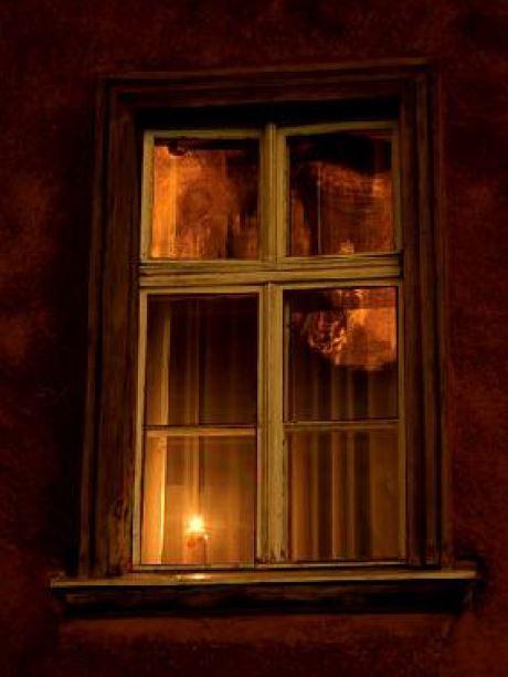 Картинки свет в окне