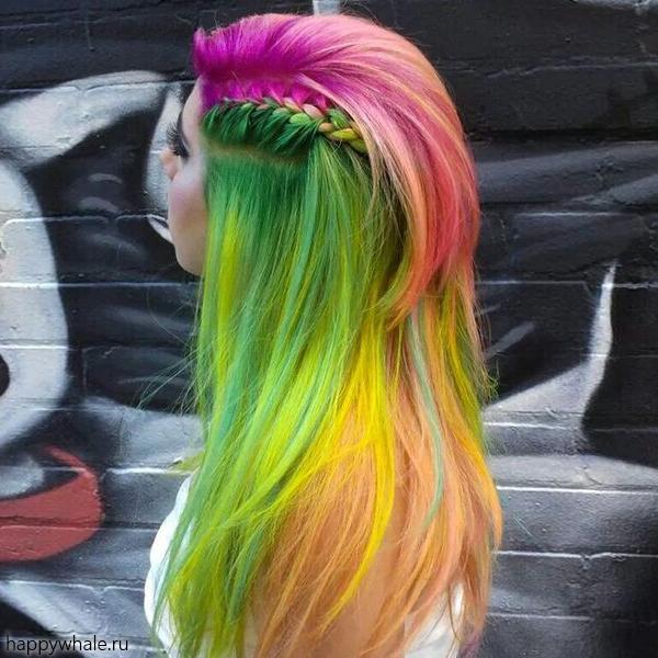 антоцианин краска для волос купить