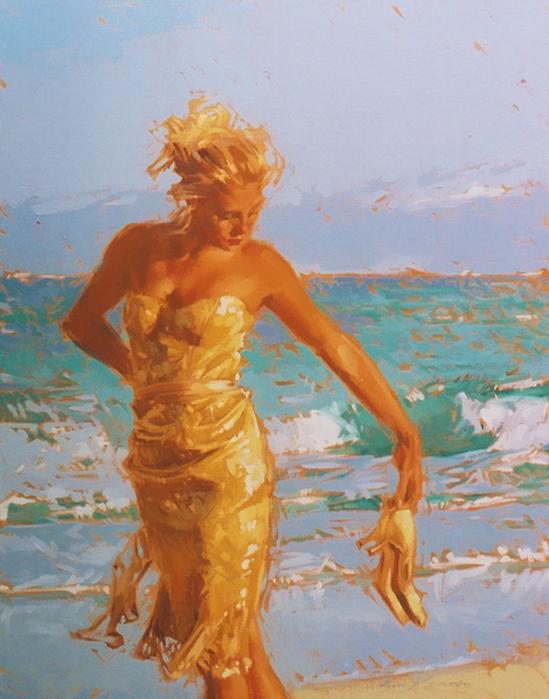 Работы художницы Kim Starr1-0 (549x700, 442Kb)