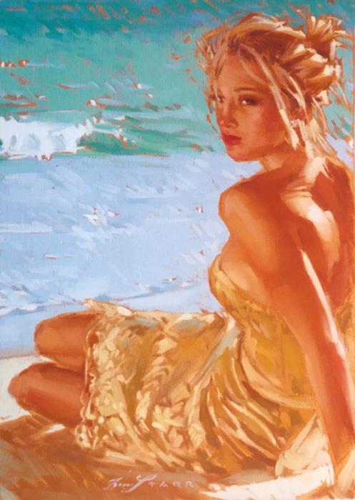 Работы художницы Kim Starr4 (497x700, 408Kb)
