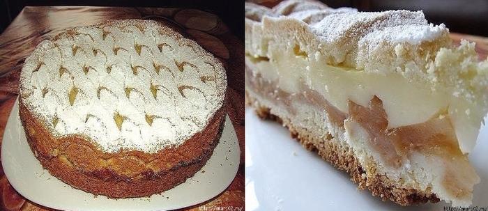 яблочный пирог(700x303, 422Kb)