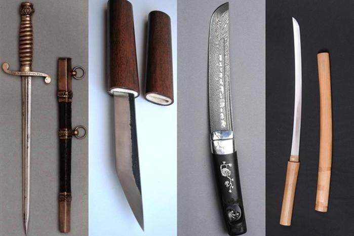 Самое опасное древнее холодное оружие в мире