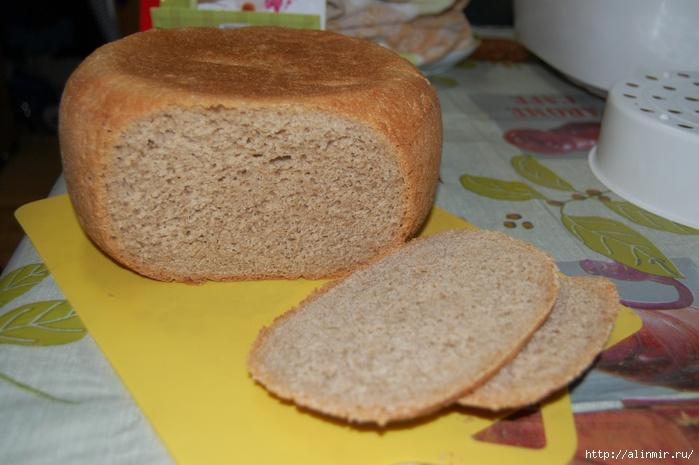 Как испечь хлеб в домашних условиях рецепт 11