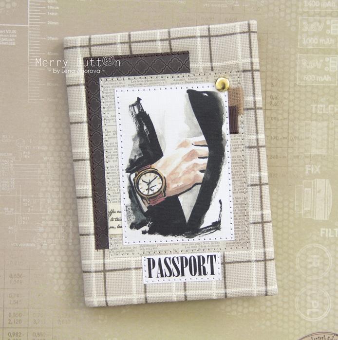 Обложка на паспорт (694x700, 383Kb)