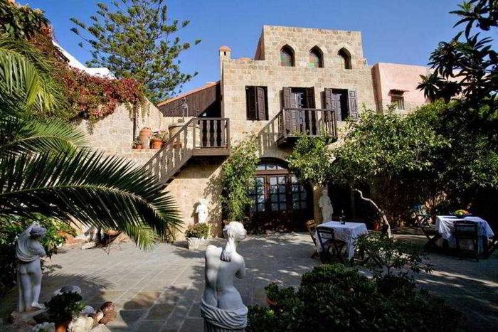 отель S.Nikolis' на острове родос 1 (700x467, 442Kb)