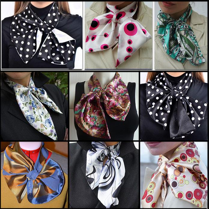 Украшение из галстука своими руками мастер 19