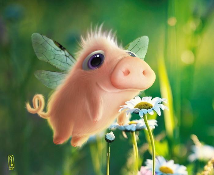 florianne-b-piggy (700x572, 92Kb)