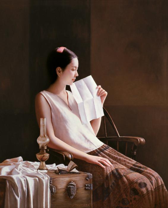 晓青(Xiao Qing)-www.kaifineart.com-4 (566x700, 383Kb)