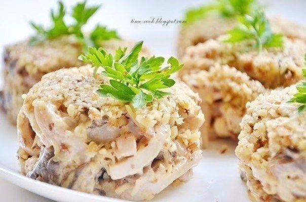 Ореховый салат с кальмарами (604x400, 242Kb)