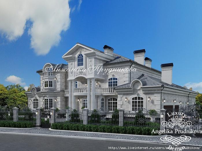 Экстерьер фасада загорода дома в итальянском стиле/5994043_1fasad (700x525, 258Kb)