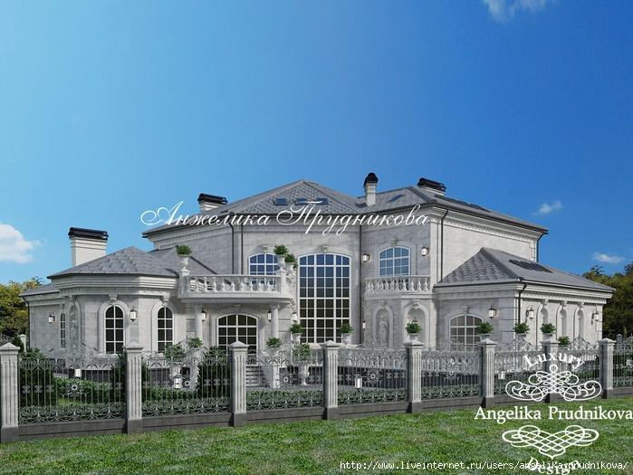 Дизайн загородного дома в итальянском стиле/5994043_3fasad (700x525, 266Kb)