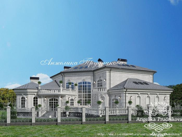 Экстерьер фасада загородного дома в итальянском стиле в MILLENIUM PARK/5994043_4fasad_2_ (700x525, 247Kb)
