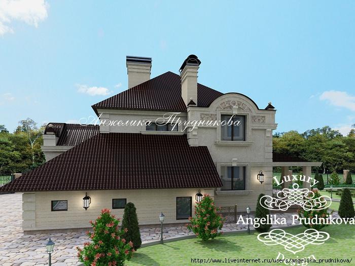 Дизайн экстерьера коттеджа в классическом стиле в Гринфилде/5994043_9_fasad (700x525, 265Kb)