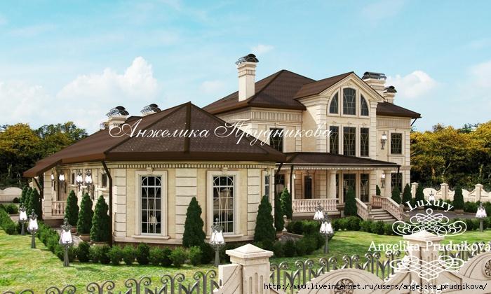 Дизайн экстерьера дома в средиземноморском стиле в посёлке Монтевиль /5994043_02_proektfasadadomavposelkemontevil (700x420, 241Kb)