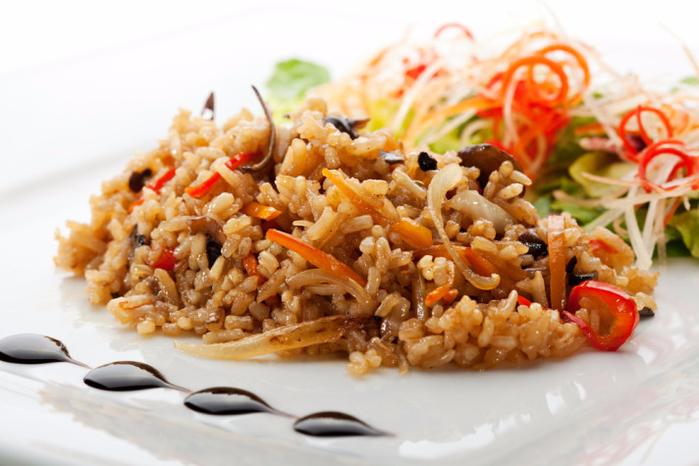 рис при повышенном холестерине