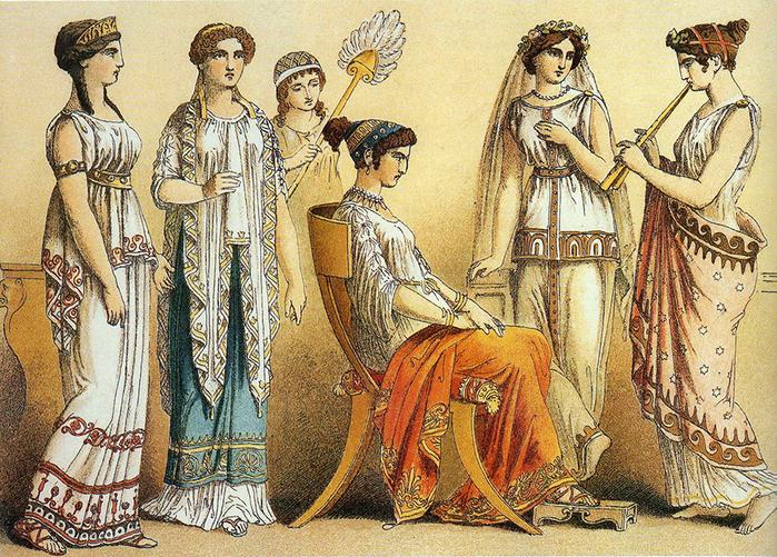 история туники