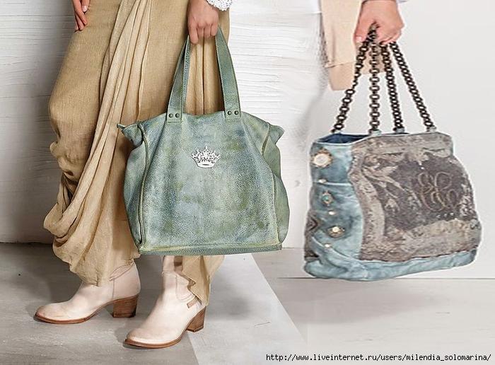 Вышивки на сумках своими руками
