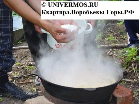 Узбекский плов на костре Рецепт приготовления © UNIVERMOS.RU  Квартира.Воробьевы-Горы.РФ/5957278_8 (448x336, 63Kb)