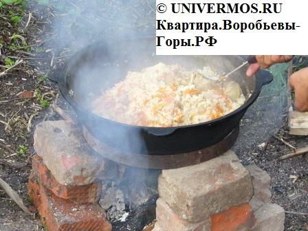 Узбекский плов на костре Рецепт приготовления © UNIVERMOS.RU  Квартира.Воробьевы-Горы.РФ/5957278_10 (448x336, 71Kb)