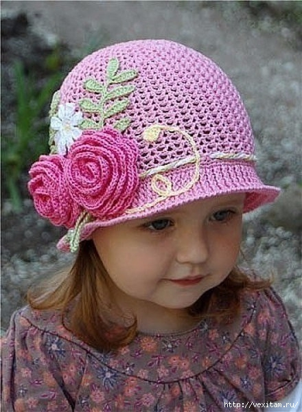 шляпки-панамки