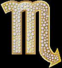 Scorpio_Zodiac_Sign_Gold_PNG_Clip_Art_Image (77x90, 27Kb)