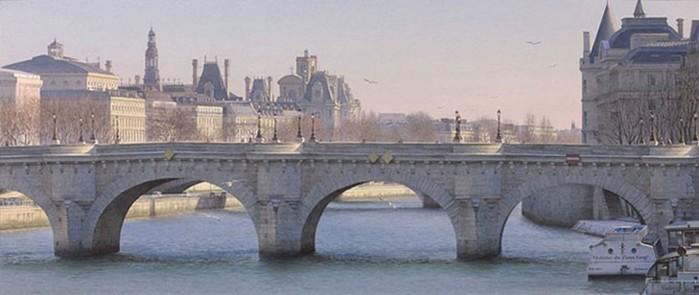 129771762 052616 0853 12 Весна в самых романтичных местах Европы. Нежные акварельные картины