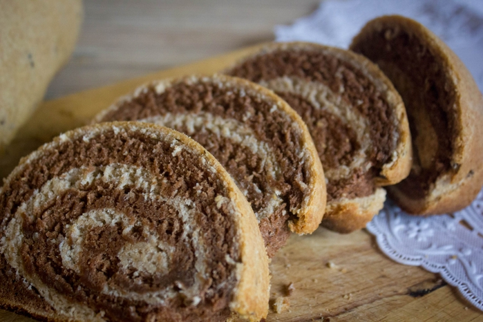Ржаной хлеб монастырский