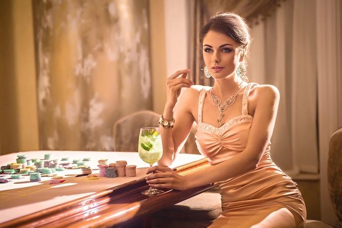 популярные коктейли в казино