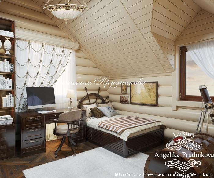 Дизайн детской комнаты в пиратском стиле/5994043_ren_0001_1 (700x583, 268Kb)
