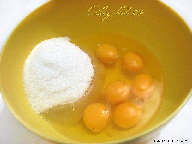 Медовик без масла. Рецепт вкусного тортика (7) (640x480, 112Kb)
