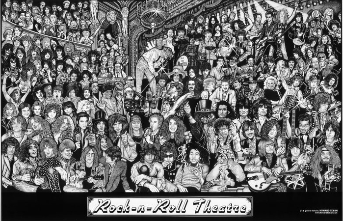 Rock-n-roll Theatre