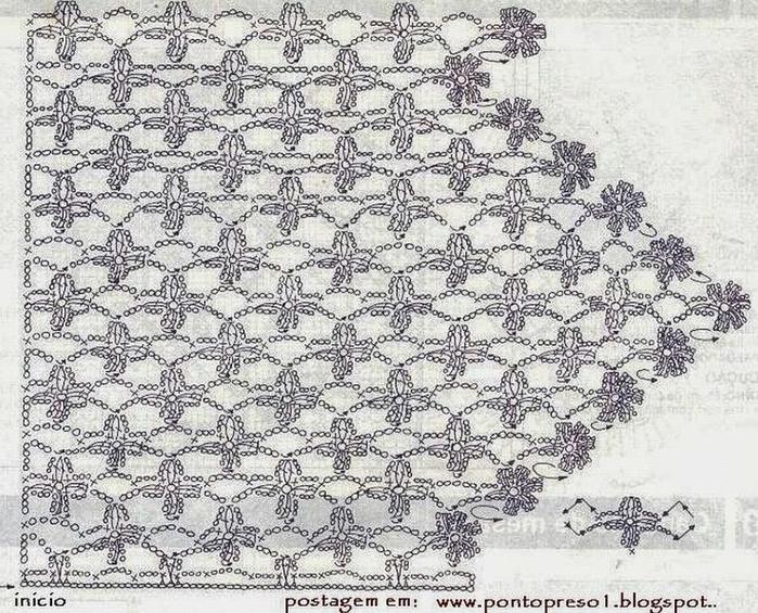 Туника сетка