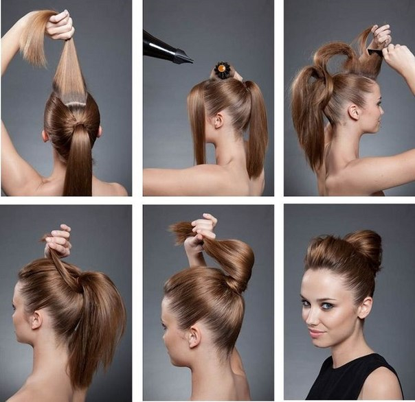 How To Make A Hair Bun Step By Step Tutorial  Vibrant Guide