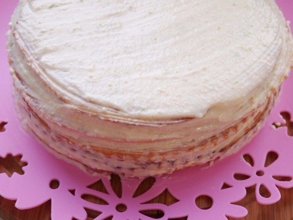 Сметанный торт на сковороде8 (604x453, 214Kb)