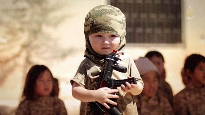 Мир не знает, что делать с детьми, воспитанными «Исламским государством»