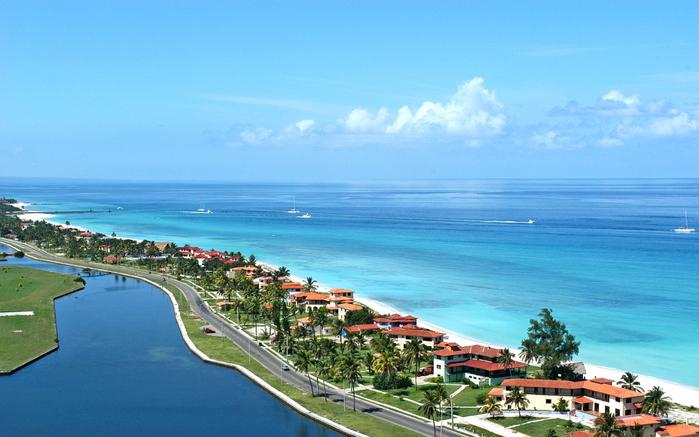 кубинский курорт варадеро 1 (700x437, 362Kb)