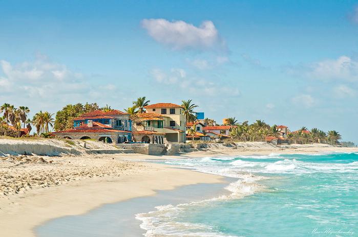 кубинский курорт варадеро 5 (700x464, 362Kb)
