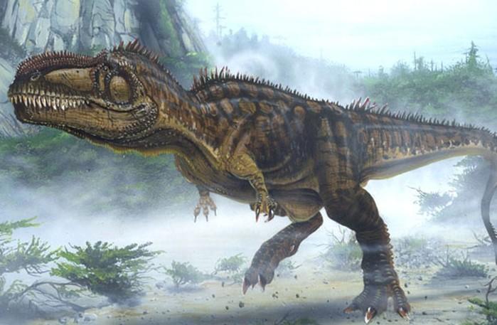 Самые большие хищные динозавры в истории