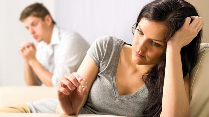 Как понять, что муж бросил любовницу?