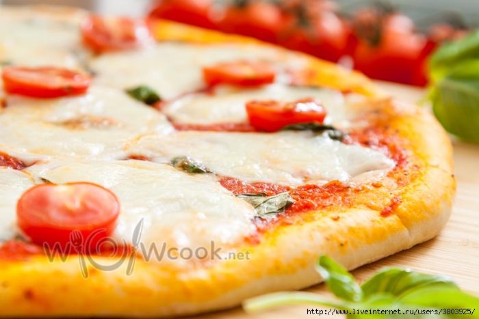 пицца по итальянский рецепт классический