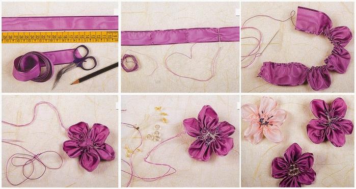 цветы из ткани 1 (700x371, 324Kb)